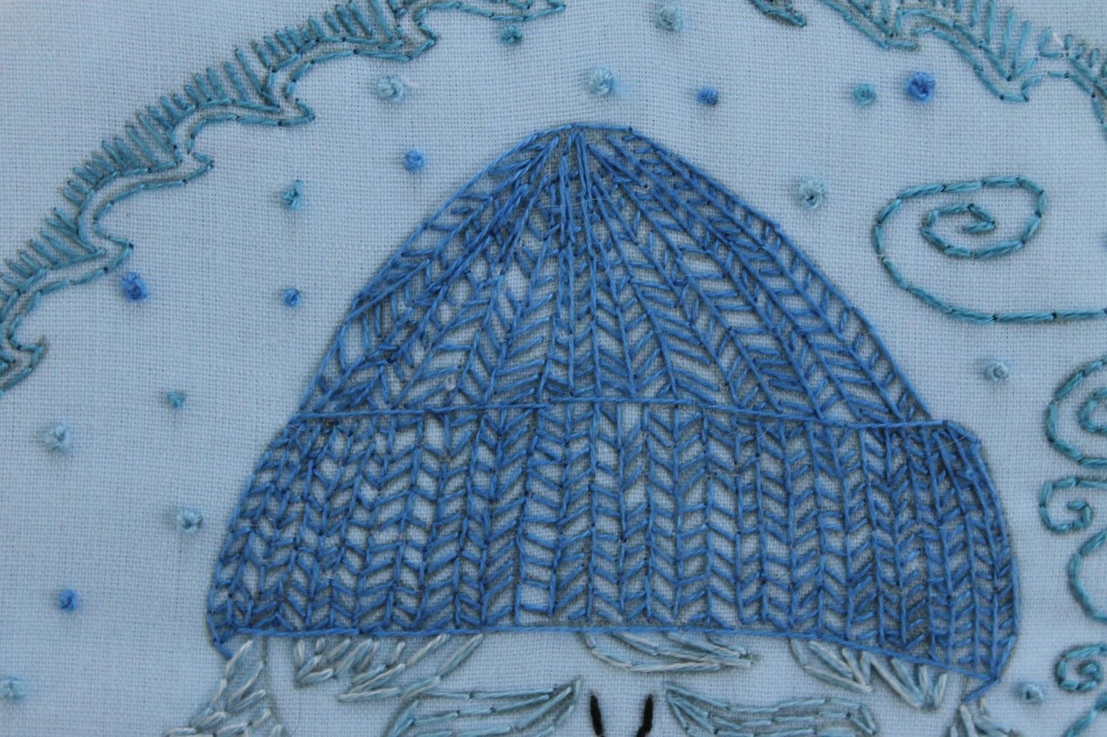 d02fe6ba2 Ahoy! Sea Captain Embroidery - The Feisty Redhead
