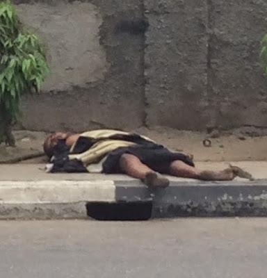 OMG: 12-year-old girl crushed to death along Lagos-Abeokuta expressway