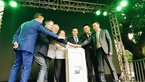 Smart Successfully Completes First Live 5G to 5G Video Call in PH