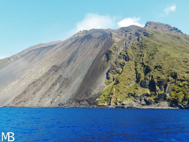 stromboli isole eolie vulcano