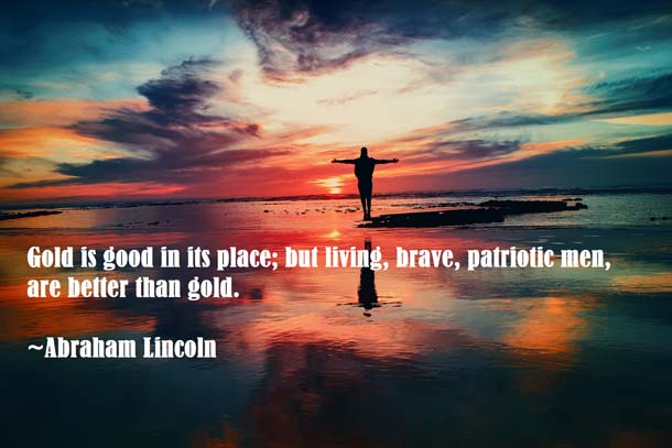Abraham Lincoln Quotes About Good