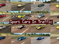 Sport Cars Traffic Pack by TrafficManiac v1.6