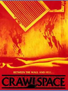 El Ático (Crawlspace) / Poster