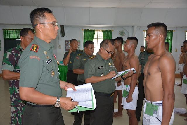 Begini Peserta Cata PK TNI AD Gel II Sub Panda Bone Lolos Untuk Tes Pusat di Pakkato