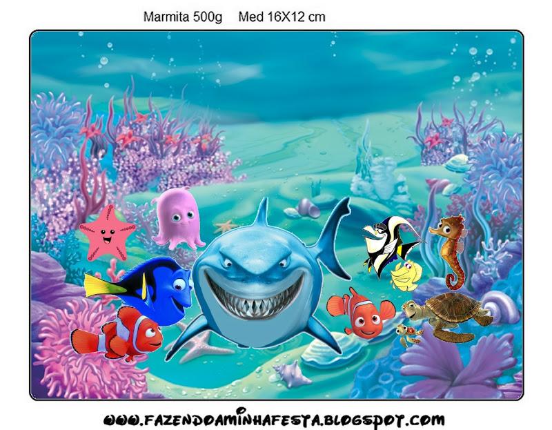 Imprimibles De Nemo 6 Ideas Y Material Gratis Para