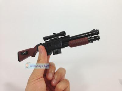 Look real toy guns shotgun