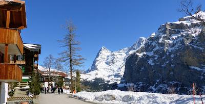 Murren, Bernese Oberland, Swizerland