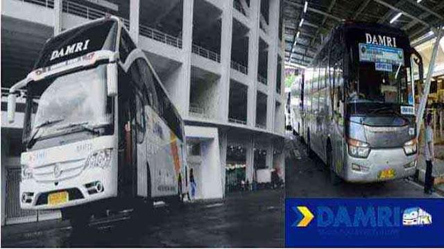 Harga Tiket Damri Jakarta Lampung