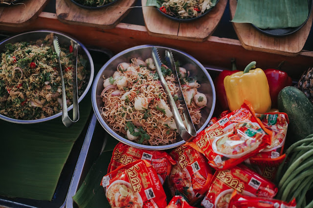 BUFFET RAMADAN 2019 : LAMAN KAYANGAN SHAH ALAM