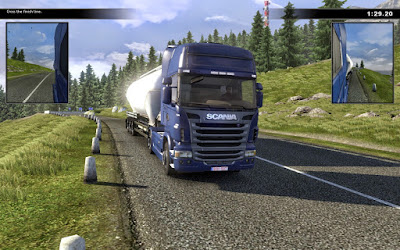 Scania Truck Driving Simulator Free Full Version PC Game