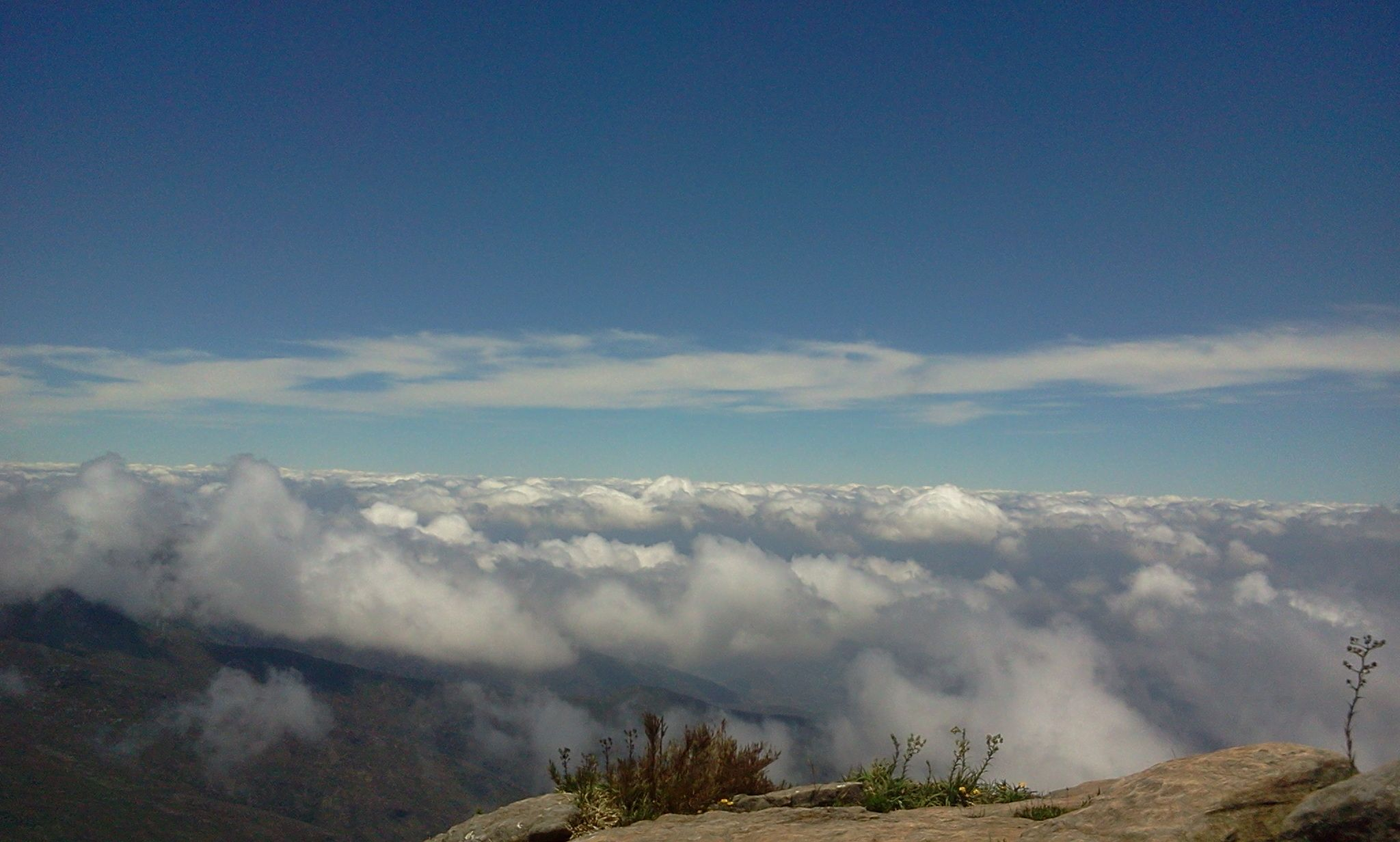 Alto do Caparaó, Minas Gerais, rumo ao Pico da Bandeira