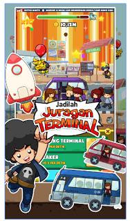 Juragan Terminal v1.28 MOD Apk Full Unlocked'