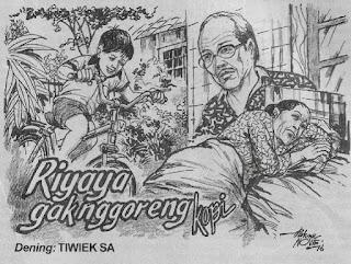 Riyaya Gak Nggoreng Kopi | Cerkak Basa Jawa