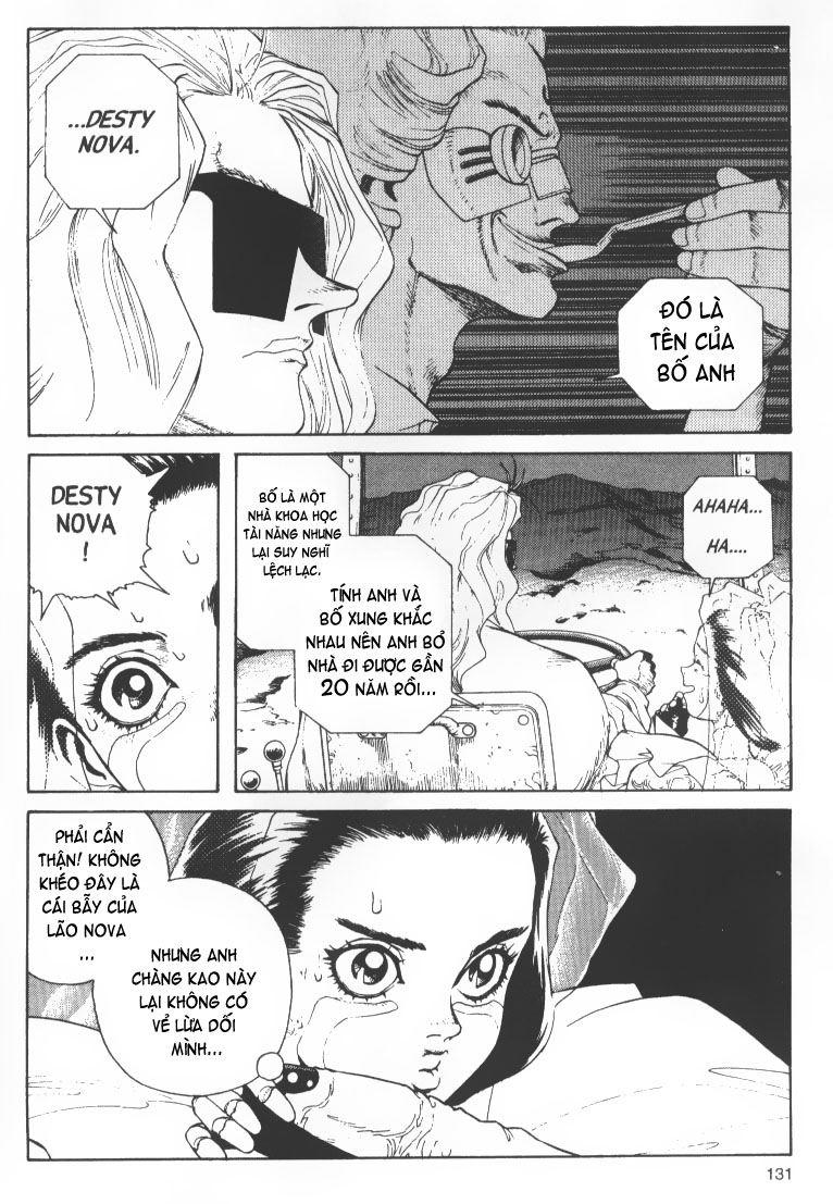 Battle Angel Alita chapter 39 trang 15