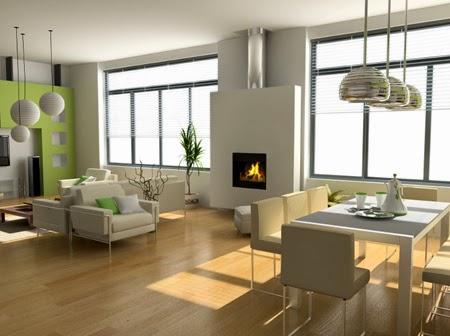 desain interior rumah minimalis modern sekarang | desain