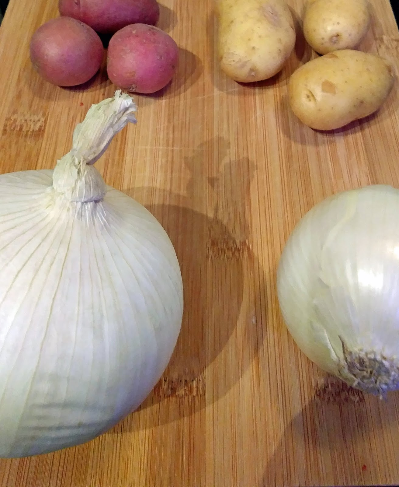 Keep Your Onions And Potatoes Separate