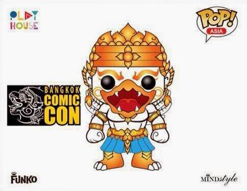 ผลการค้นหารูปภาพสำหรับ funko hanuman bangkok comic con