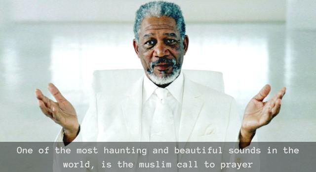 Aktor Pemenang Academy Award Ini Sebut Adzan sebagai Suara Paling Indah di Dunia