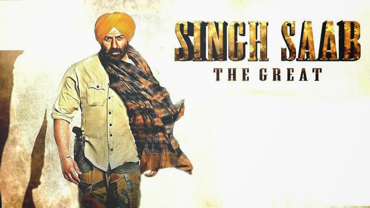 File Hound.: SINGH SAAB THE GREAT HINDI MOVIE (2013) HD 720p Download