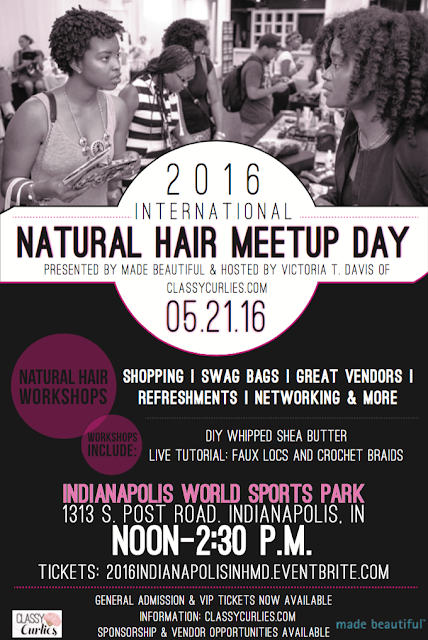 2016 indianapolis natural hair event