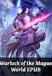Warlock of The Magus World EPUB cover download wmw epub wuxia epub complete