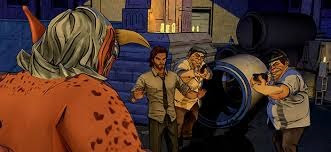 The Wolf Among Us Episode 3 PC Game Free Download