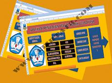 Aplikasi Penilaian Kelas Kurikulum KTSP SD