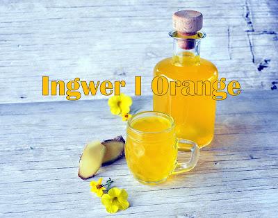 Ingwer-Orangen