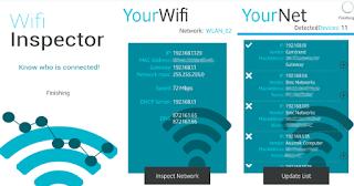 Wifi Inspect juga merupakan aplikasi yang banyak diandalkan oleh para pengguna internet untuk berburu wifi gratis