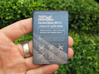 baterai Sony Ericsson BST-41