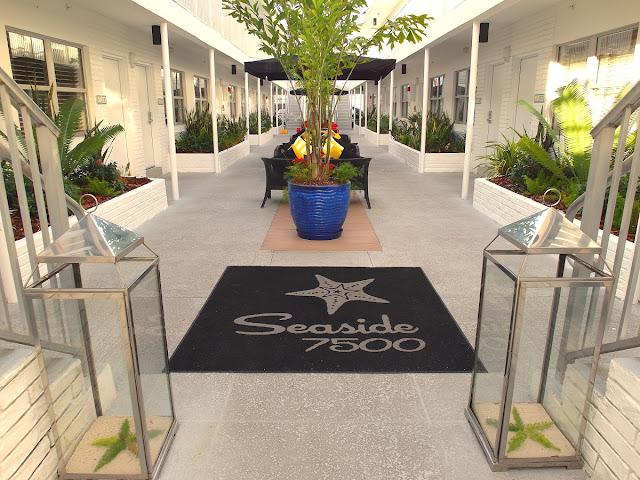 Lägenhetshotell i Miami Beach