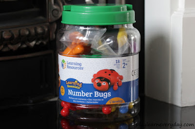 learning resources number bugs toy