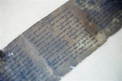 Dead Sea Scroll fragments up for sale