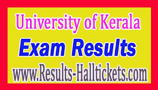 University of Kerala M.Sc Computer Science IInd Sem (SDE) June 2016 Exam Results esults