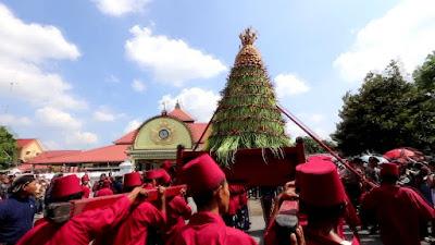 Grebeg Besar Ceremony 2019