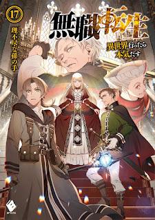 Download Novel Mushoku Tensei -Isekai Ittara Honki Dasu-