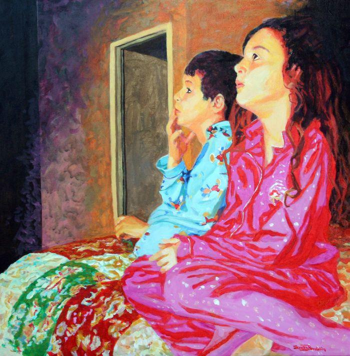 Радость, невинность и красота нашего детства. Doretta Bendalin