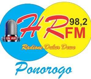 Streaming Radio HRFM 98.2 MHz Ponorogo