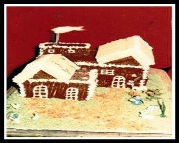 Ajantha Cake/Train Cake