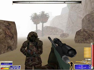 Marine Sharpshooter 1 (346 MB) PC Full Version