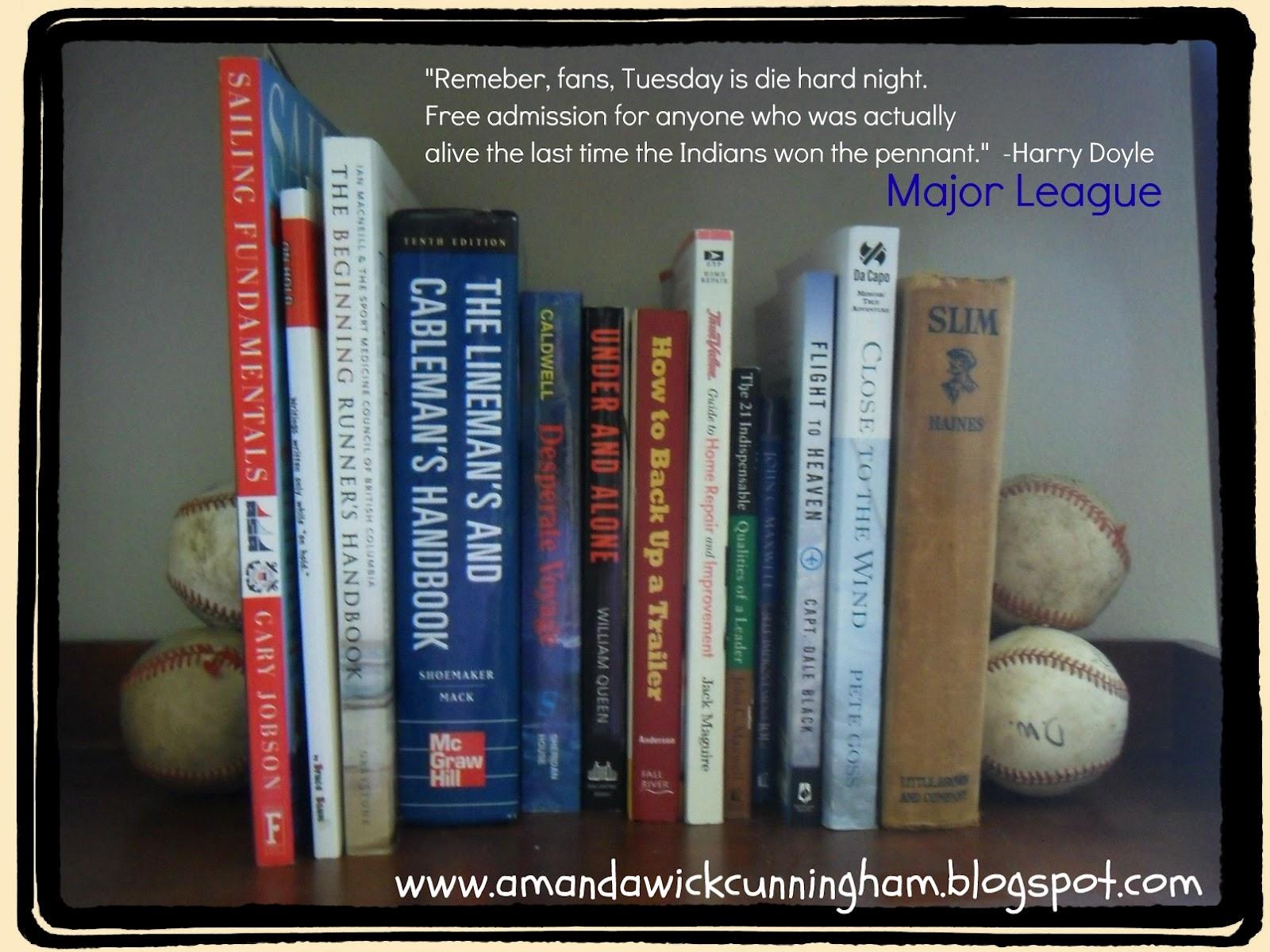 Kaleidoscope of Colors: Baseball Bookend