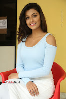 Anisha Ambrose Latest Pos Skirt at Fashion Designer Son of Ladies Tailor Movie Interview .COM 0992.JPG
