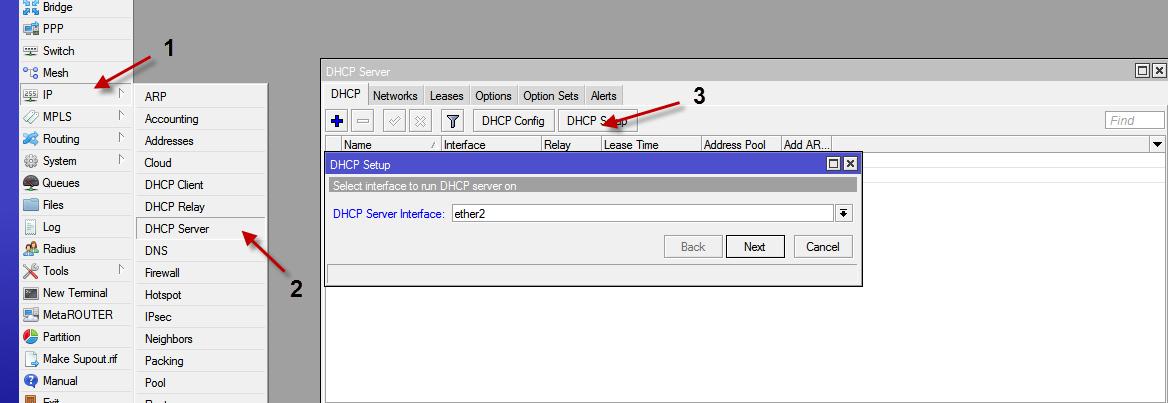 DHCP Server On Mikrotik Router - Mikrotik Tutorials