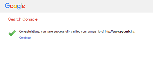 Complete console account verify