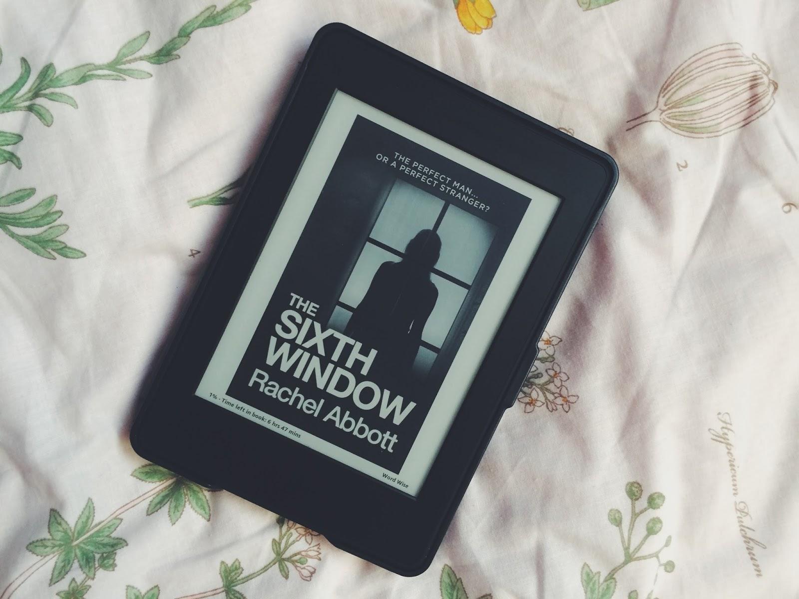 Szóste okno // Rachel Abbott