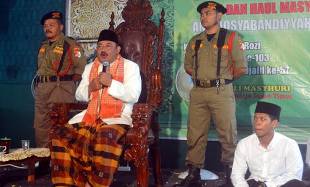 Haul Syeikh Bahauddin untuk Bina Kerukunan Antar Umat Islam