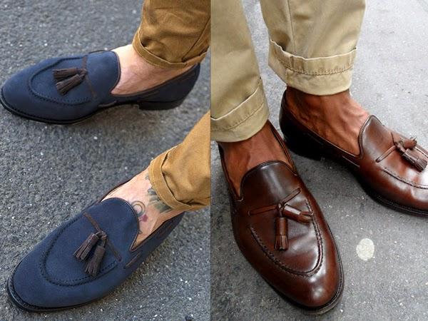 6c2fbb55a6 Macho Moda - Blog de Moda Masculina  Sapatos Masculinos em alta para ...