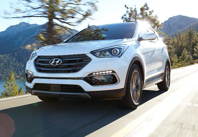 Đánh giá Hyundai SantaFe 2018 ảnh 2