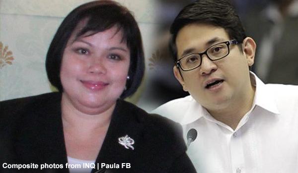 Atty. Defensor-Knack calls Bam Aquino politically retarded: 'Ano ba meron sa lahi nyo?'