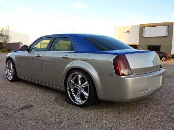 2006 chrysler 300c touring custom auto restorationice - 2007 chrysler 300 custom interior ...